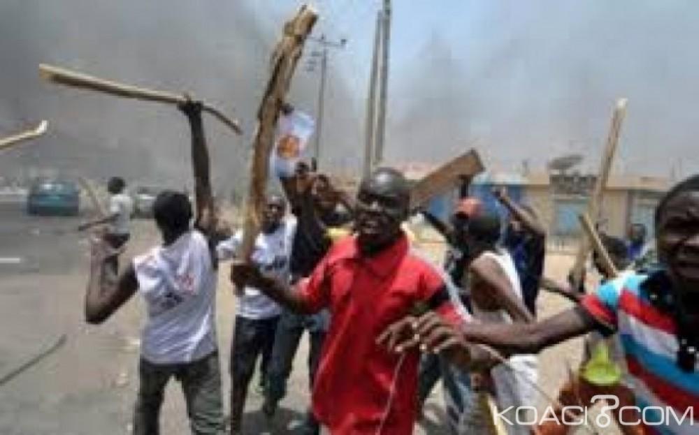 Nigeria:  De nouvelles violences intercommunautaires font au moins 16 morts à Benue