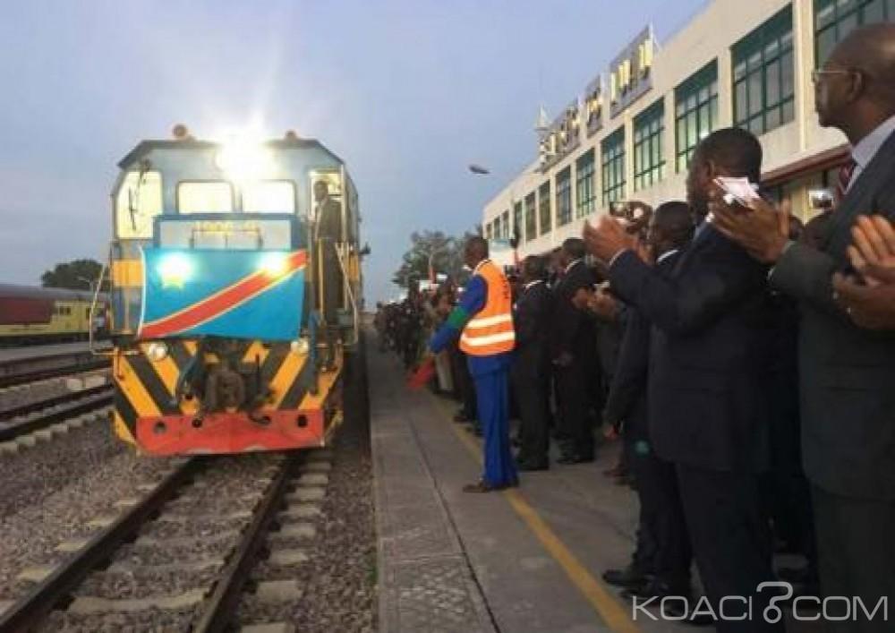 Angola-RDC: Le trafic ferroviaire  reprend  après  34  ans d'interruption