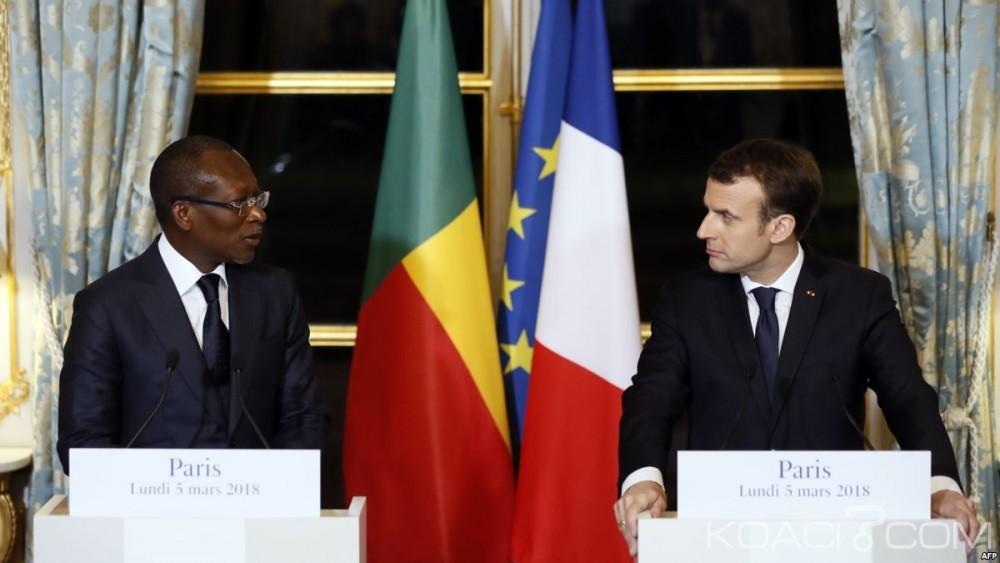 Bénin-France: Emmanuel Macron prêt à restituer le patrimoine  africain pillé