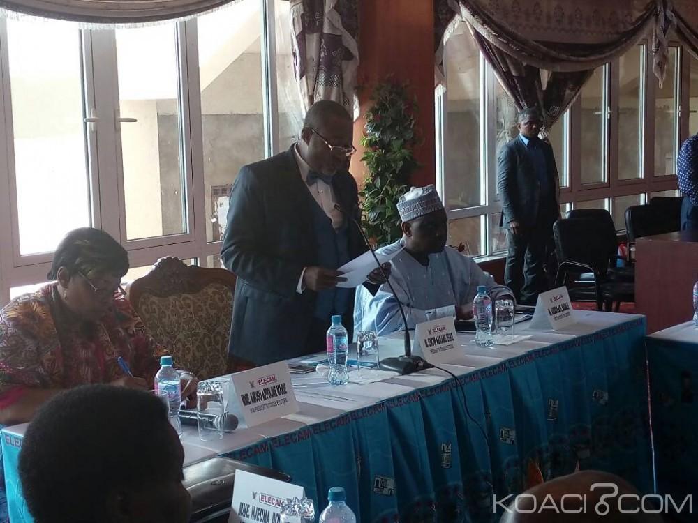 Cameroun: Sénatoriales 2018, le Conseil électoral publie les listes, la majorité se taille la part du lion