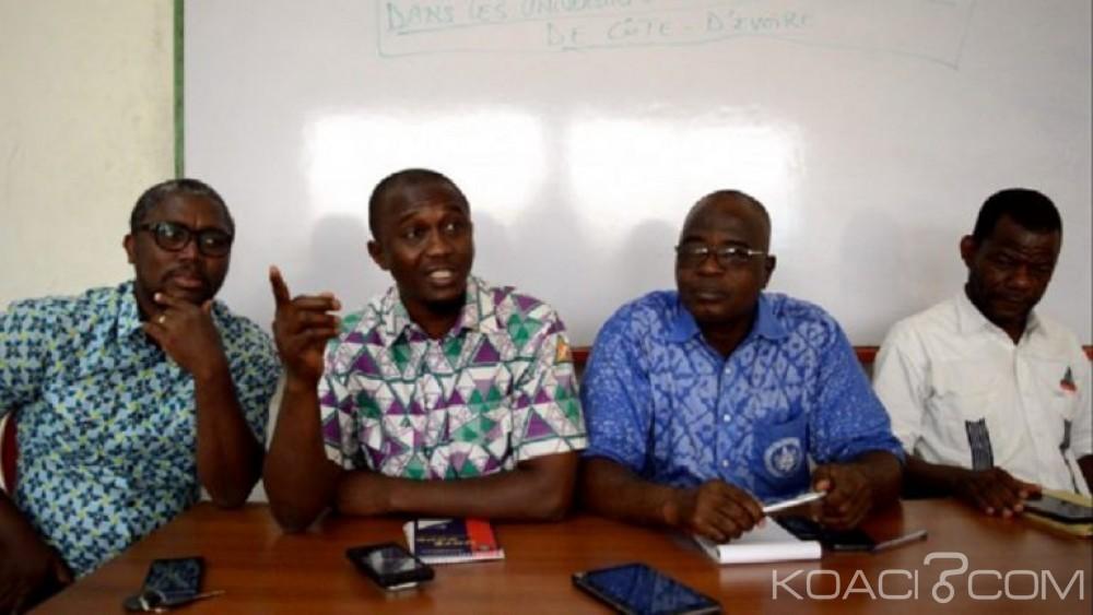 Côte d'Ivoire: Arrêt de travail dans les universités et grandes écoles publiques, l'autre tendance de la CNEC maintient les dates de la grève prévues les 12, 13, 14 mars prochain