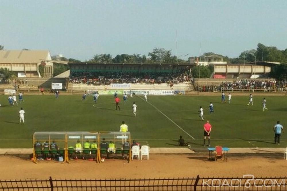 Togo: Ligue des champions de la CAF, victoire de l'As Togo Port 2-0 sur Al Hilal à Lomé