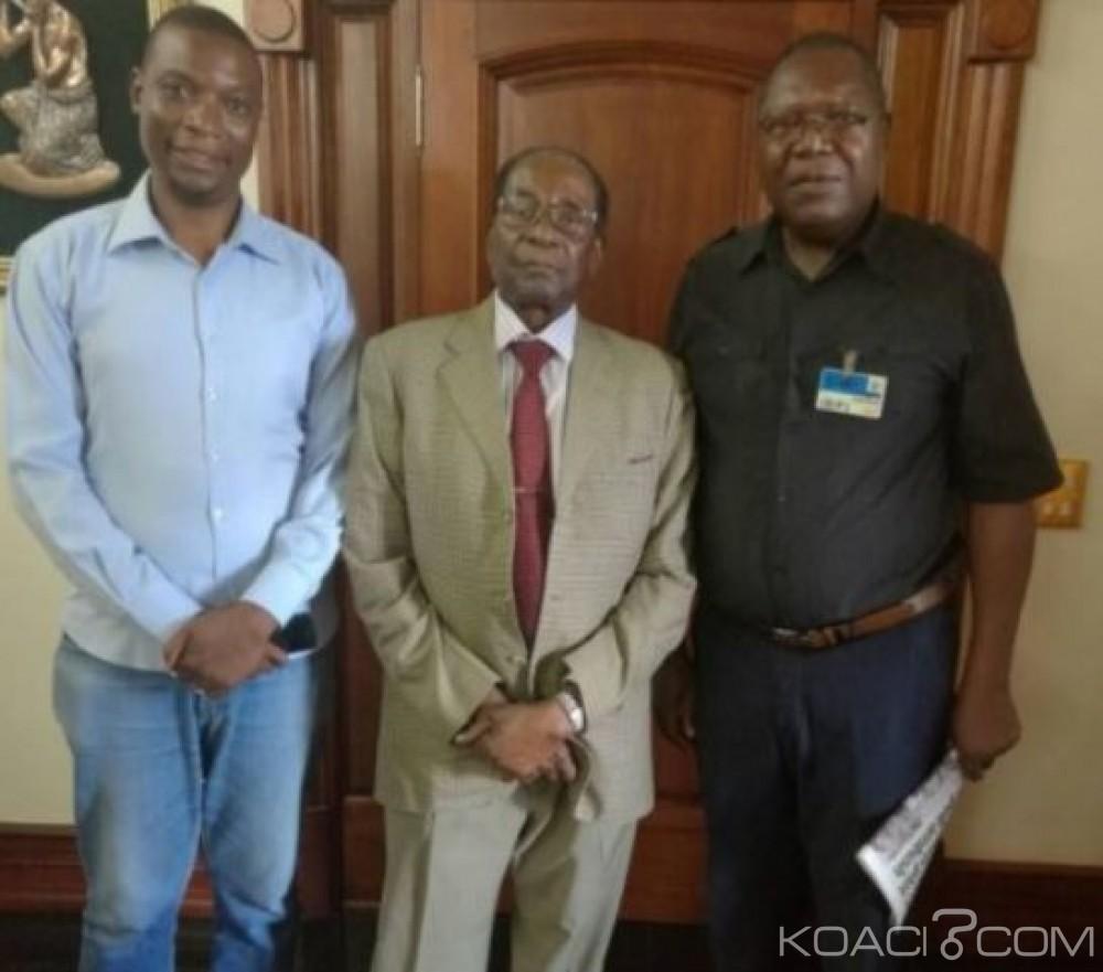 Zimbabwe: Présidentielle, Mugabe s'affiche avec un ancien général, candidat de l' opposition et sème la panique