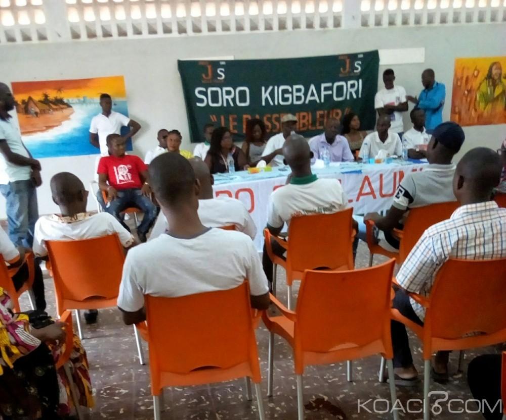 Côte d'Ivoire: La jeunesse Kigbafori Soro mobilise pour 2020