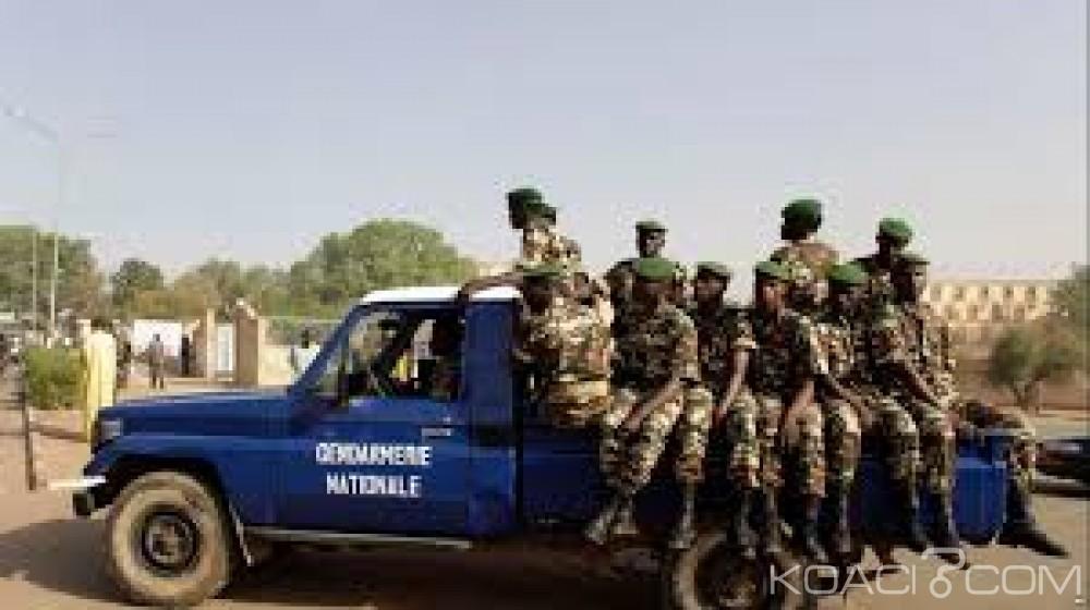Niger: Un poste de gendarmerie visé par une attaque à Tillaberi, trois morts et un blessé