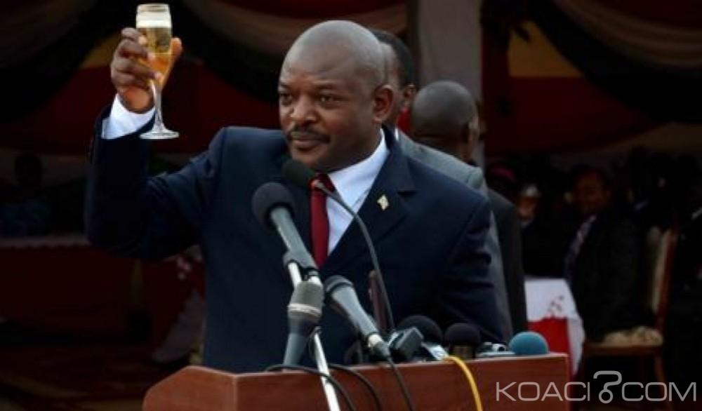 Burundi:  Pierre Nkurunziza  est le «visionnaire» du  CNDD-FDD, clarifie son parti