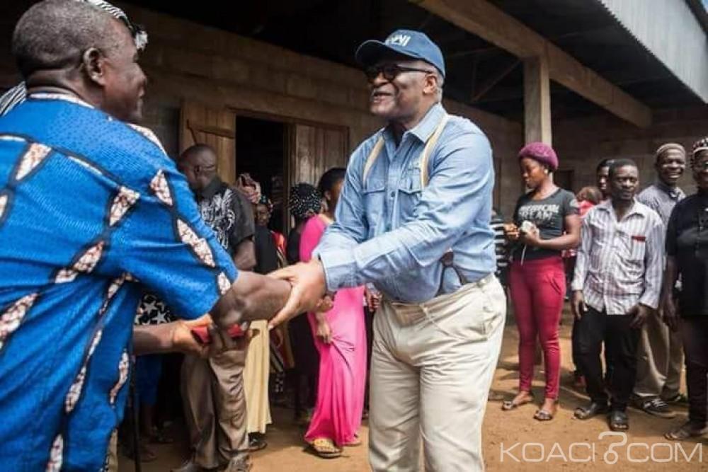 Cameroun: Présidentielle 2018, Akere Muna, «je suis le contraire du statuquo»