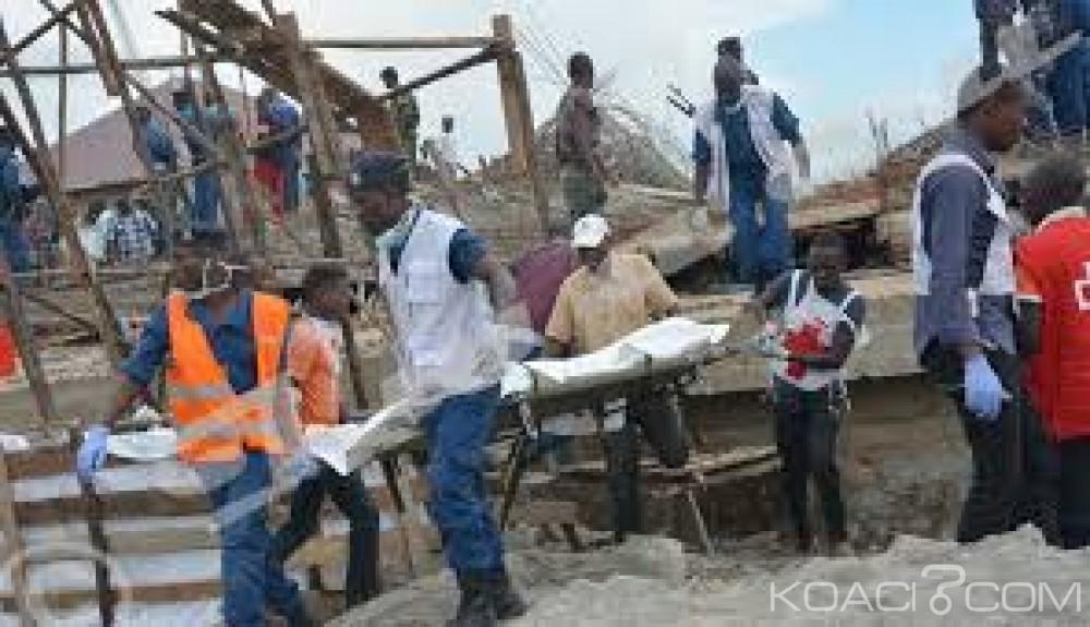 Burundi: Neuf ouvriers meurent  dans l' éboulement d'un terrain à l'est de Bujumbura