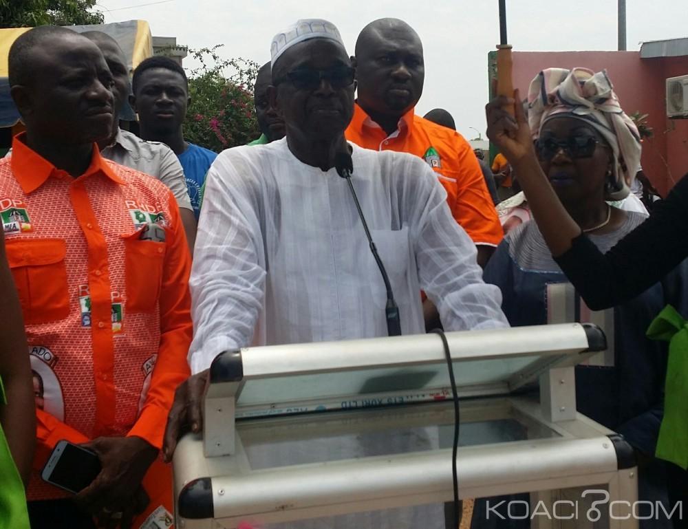 Côte d'Ivoire: Bouaké, le choix du sénateur pour le Gbêkê, le RDR enfin d'accord pour Paul Dakuyo