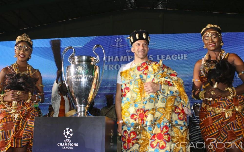 Côte d'Ivoire: Heineken présente le trophée de la champions league à Abidjan