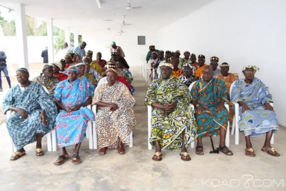 Côte d'Ivoire: Yamoussoukro, des jeunes s'opposent à l'intronisation du chef de famille des Boigny, Oura Théodore