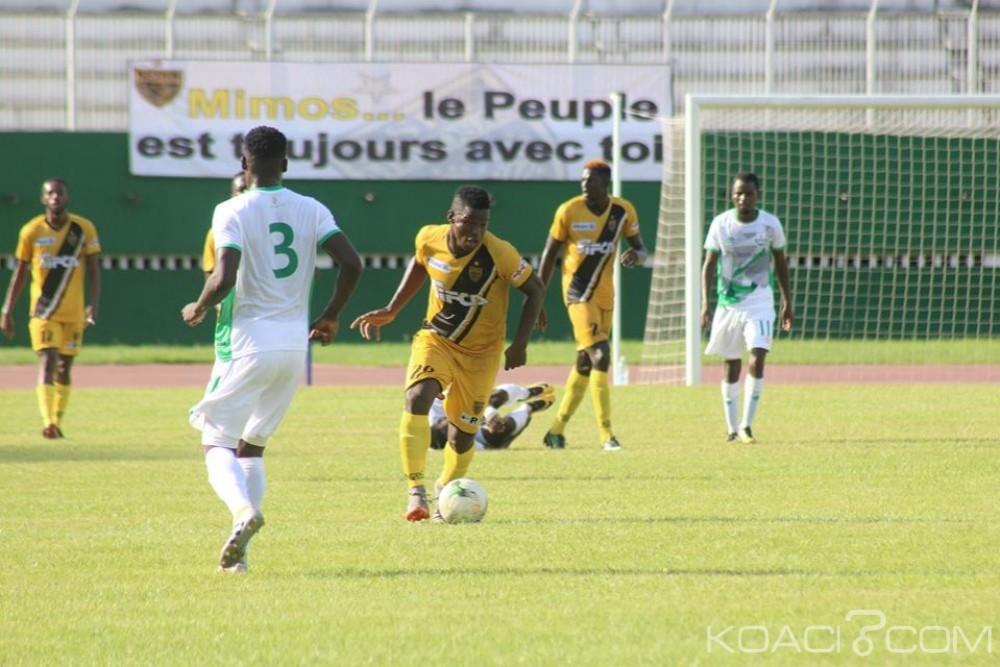 Côte d'Ivoire: Éliminée en Ligue des Champions, Amani Yao entraineur de l'Asec, «ils ont été tétanisés par l'enjeu»