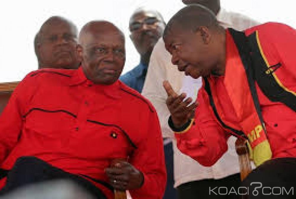 Angola: Dos Santos  annonce sa retraite politique dans un an,  son successeur nie l'existence d'une «brouille»