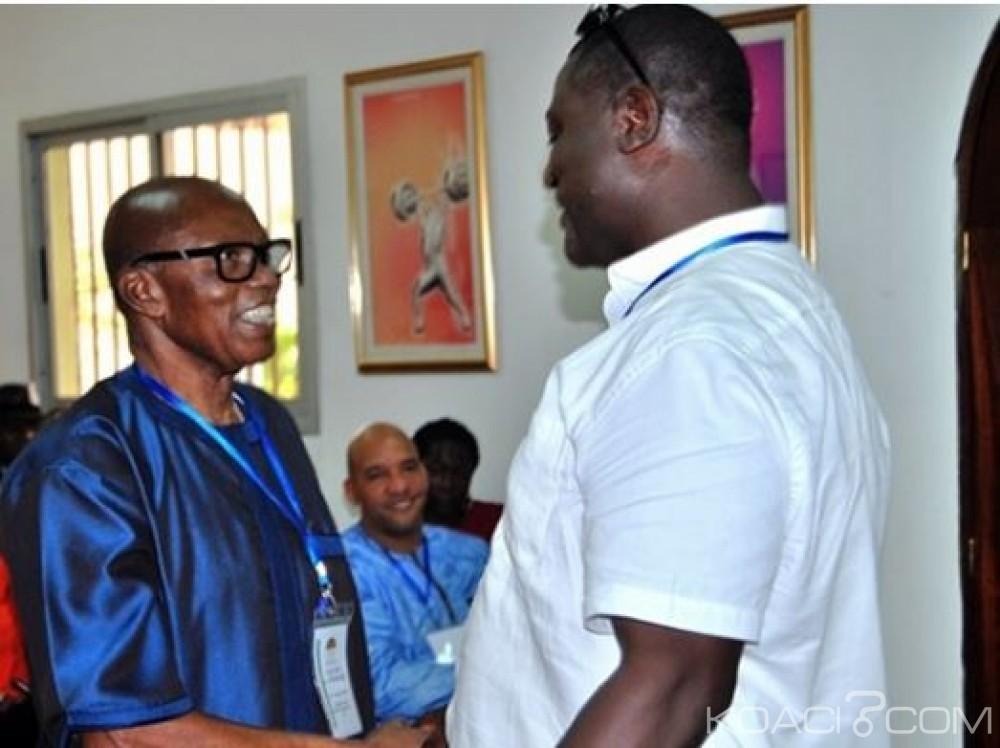 Côte d'Ivoire: CNO, Palenfo réélu pour un autre mandat de quatre ans