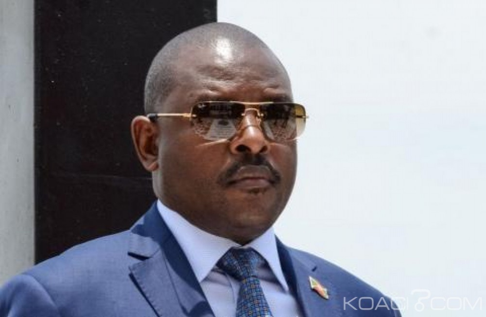 Burundi:  Nkurunziza  fixe la date du référendum constitutionnel au 17 Mai