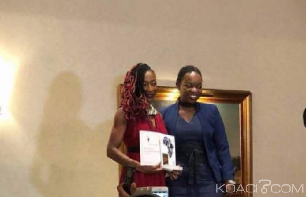 Côte d'Ivoire: Athlétisme, Ta Lou reçoit le  «Prix Mandela de la Meilleure Sportive Africaine 2017»