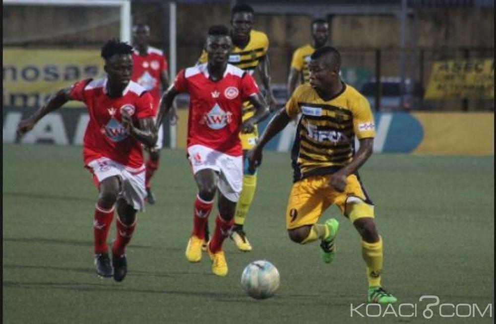 Côte d'Ivoire: Tour de cadrage de la Coupe des Confédérations, l'ASEC hérite d'un club Algérien, le Wac opposé au Deportivo de la Guinée Equatoriale