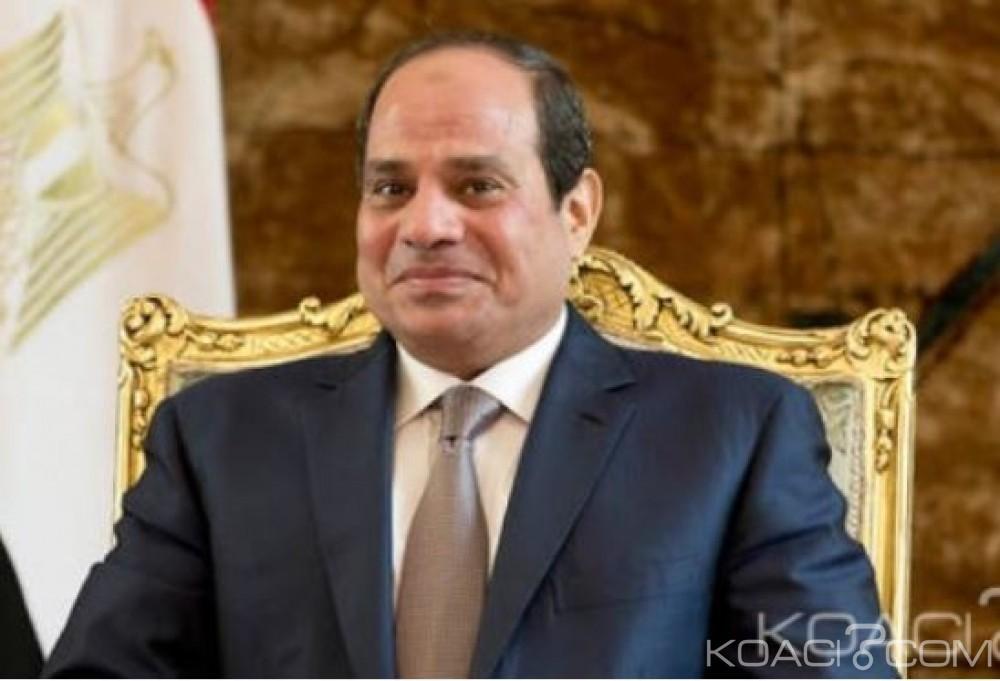 Egypte: Après avoir écrasé l' opposition,  Sissi appelle son peuple à voter lors de la  présidentielle