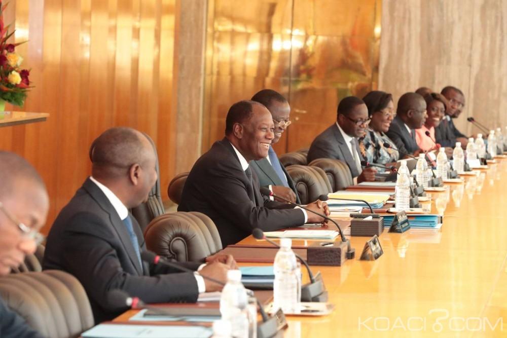 Côte d'Ivoire: Le Gouvernement décide d'apurer le solde des passifs validés soit 291,12 milliards de FCFA à compter de cette année et annonce l'audit des beaux administratifs