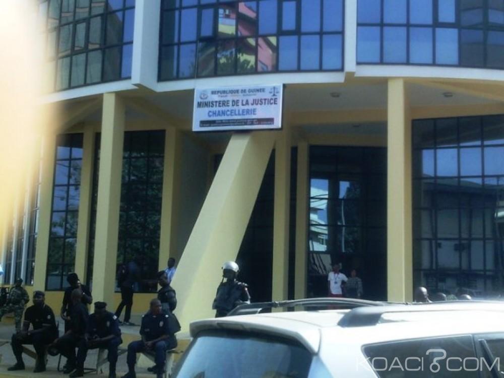 Guinée: La police étouffe un sit-in des femmes de l'UFDG devant le ministère de la  justice
