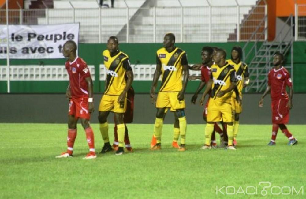 Côte d'Ivoire: Éliminée de la ligue des champions, l'Asec se venge sur Bassam (4-0)