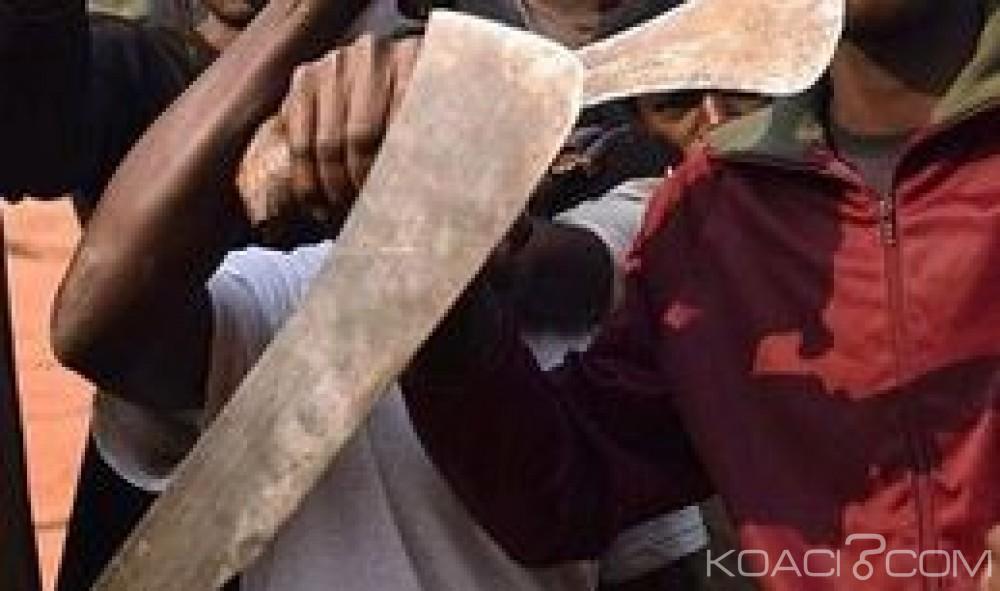 Côte d'Ivoire: Un chauffeur de taxi découpé à la machette à Abidjan