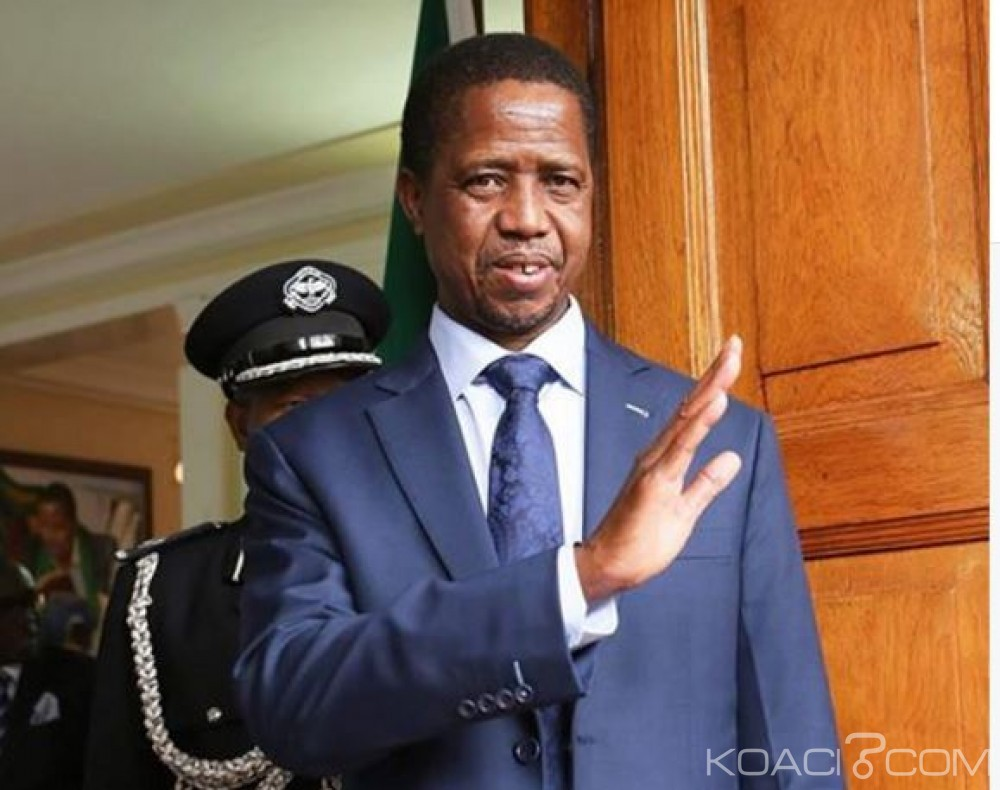 Zambie: Motion de destitution  contre  Edgar Lungu