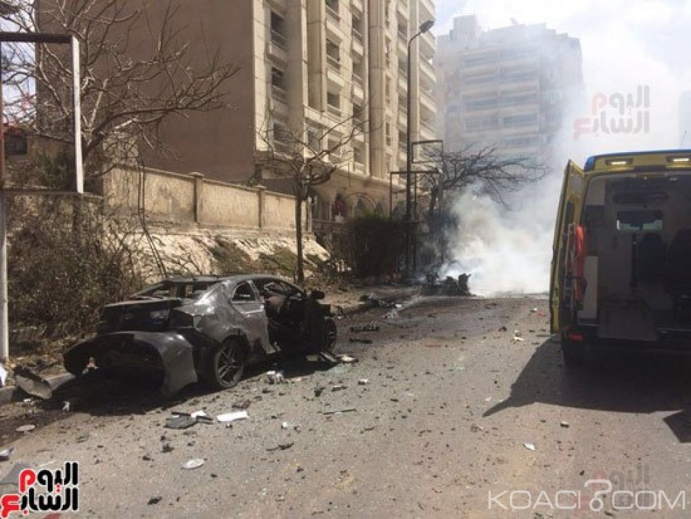 Egypte: Un policier tué et quatre blessés  dans l'explosion d'une voiture piégée à Alexandrie