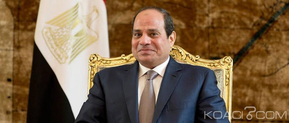 Egypte: Présidentielle sans suspens, vers un second mandat d'Al Sissi