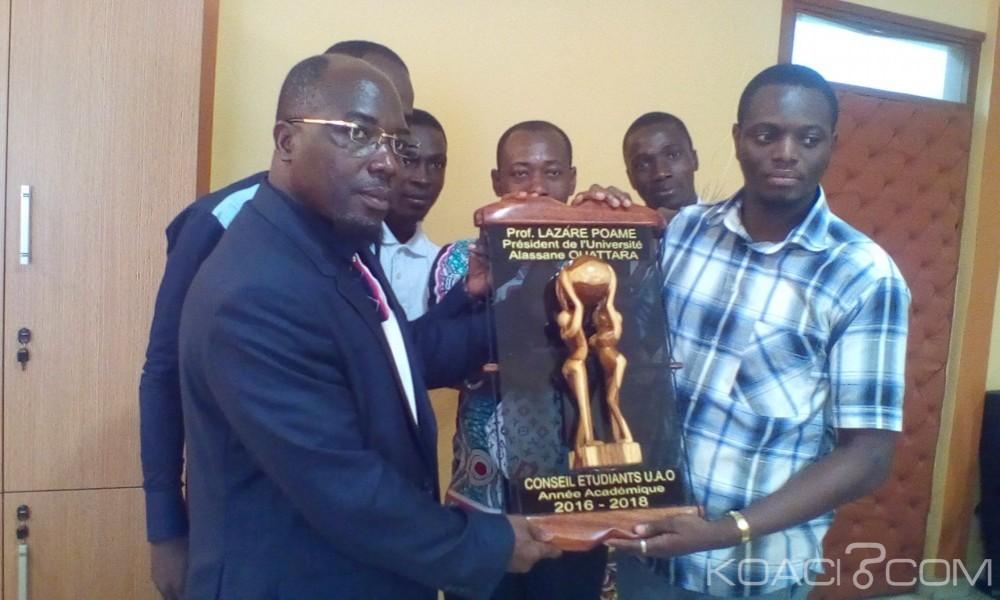 Côte d'Ivoire: Paiement des bourses à Bouaké,  les étudiants sollicitent le président de l'université Alassane Ouattara pour une mission auprès de la ministre Ly Ramata