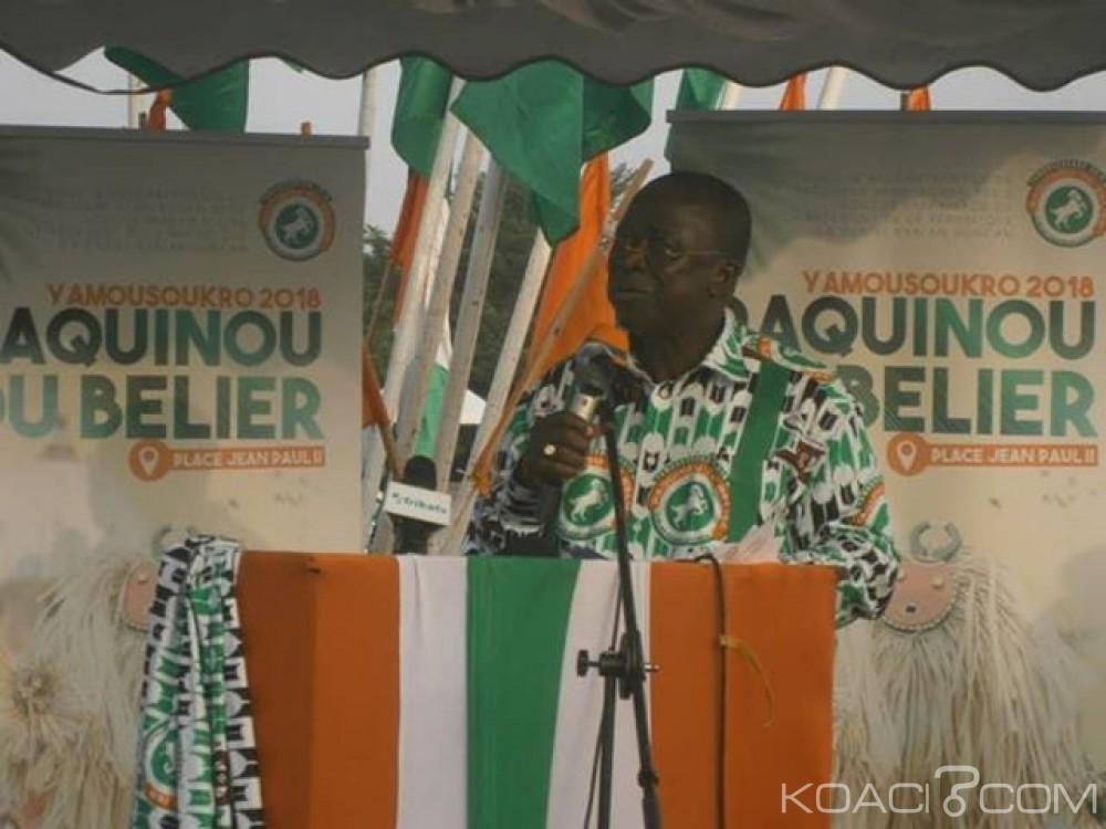 Côte d'Ivoire: Yamoussoukro, démarrage des festivités de «Paquinou 2018», l'alliance Agni-Baoulé au centre des débats