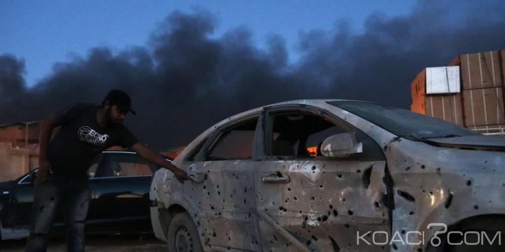 Libye:   Un kamikaze se fait exploser  à un barrage,  8 morts et 8 blessés