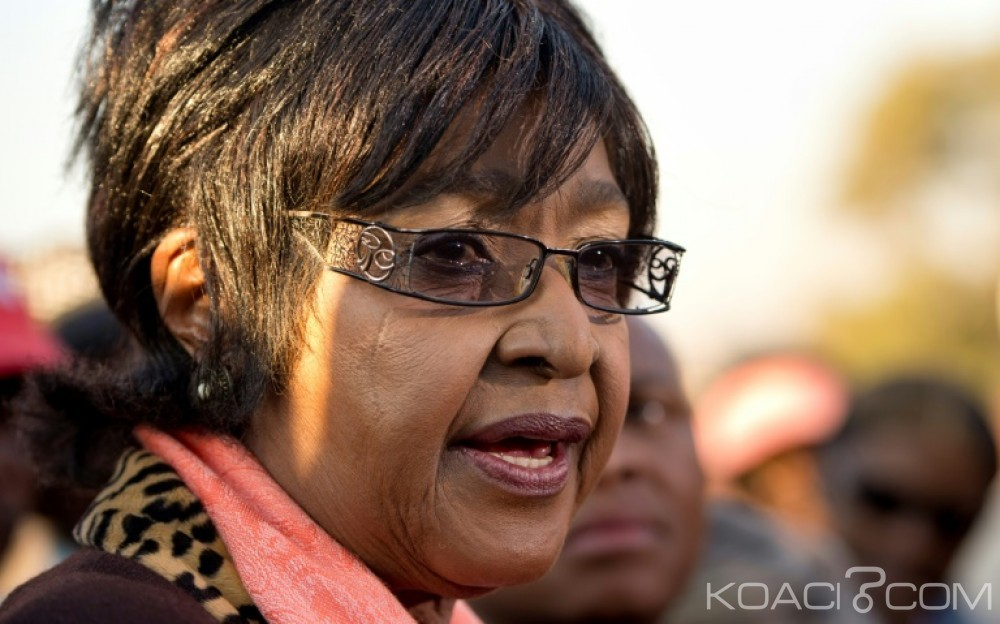 Afrique du Sud: Winnie Mandela  est décédée