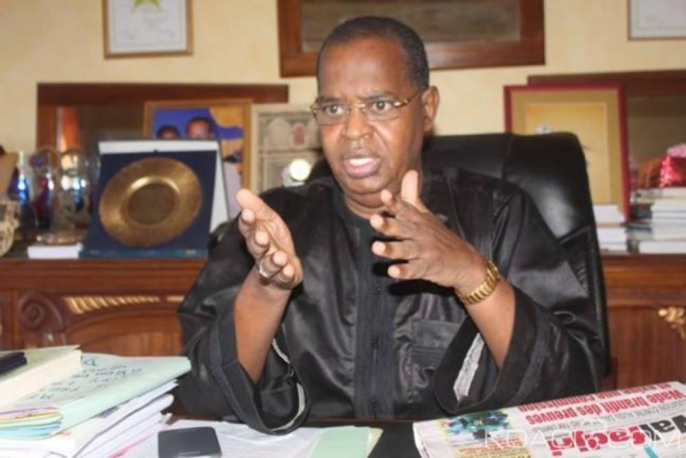 Sénégal: Le patron du groupe de presse Walfadjri Sidy Lamine Niasse candidat à la présidentielle de 2019