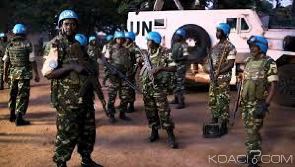 Centrafrique: Tagbara, un caque bleu tué  et 43 blessés dans une attaque d'antibalakas