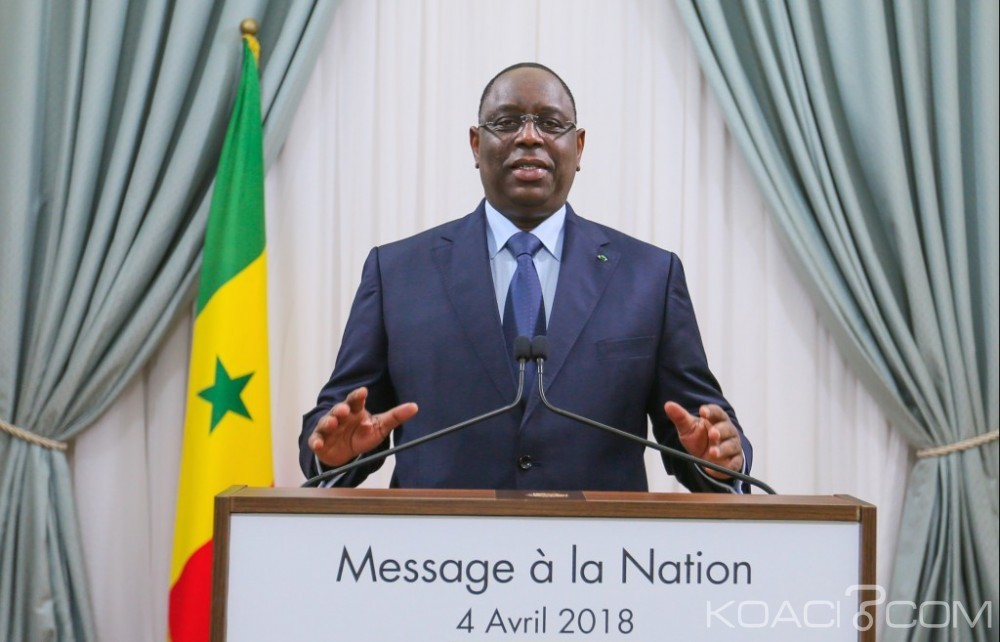 Sénégal: Fête de l'indépendance, les grandes lignes du message à la nation de Macky Sall