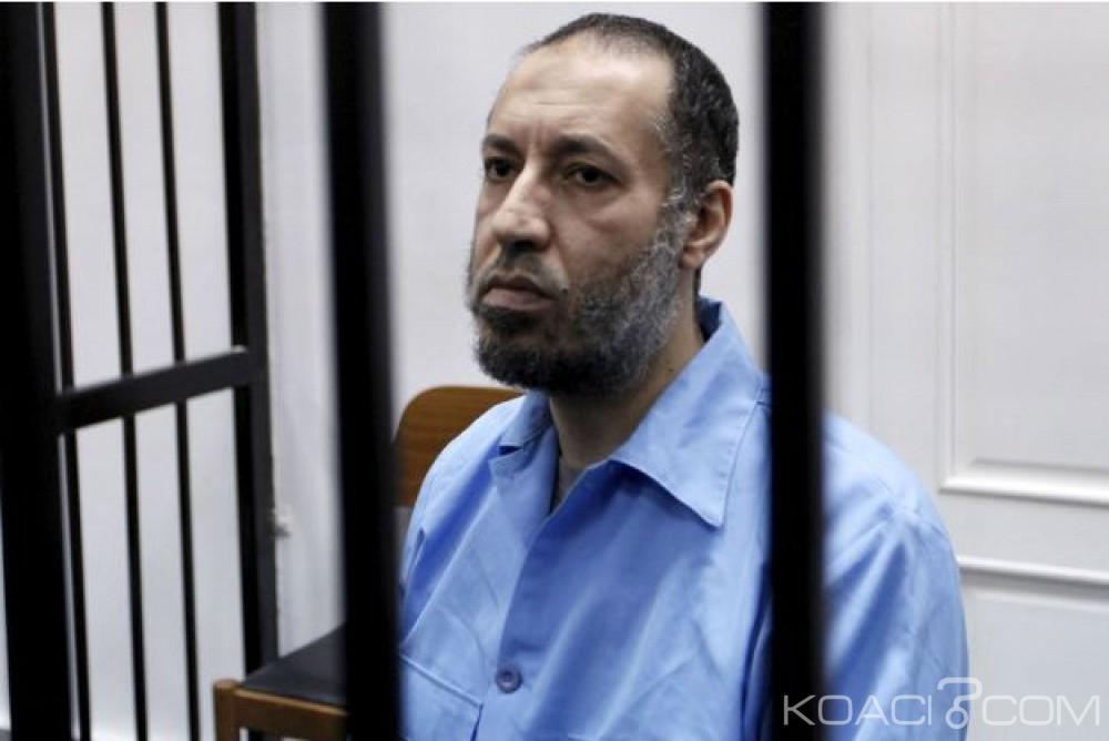 Libye:  Saadi Kadhafi acquitté dans l'affaire du meurtre d'un entraîneur