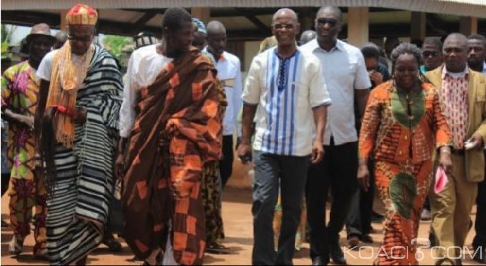 Côte d'Ivoire : Présidentielles 2020, le candidat Koulibaly promet le titre foncier gratuitement aux populations rurales
