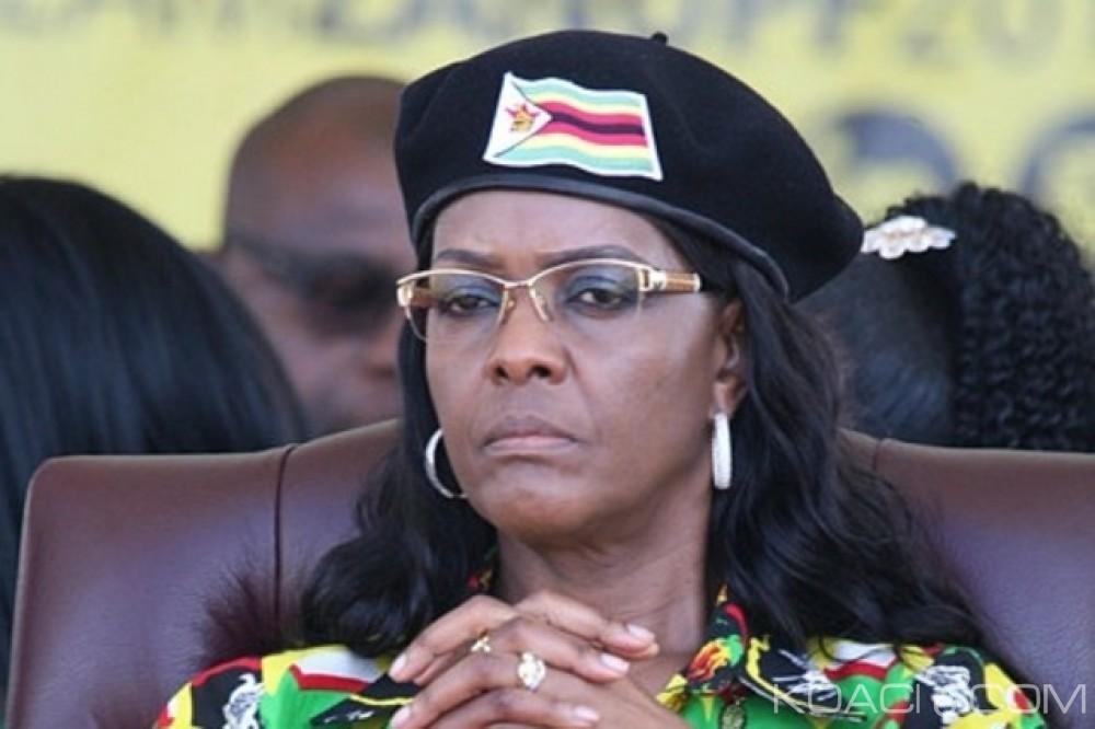Zimbabwe: Trafic présumé d'Ivoire, Grace Mugabe  bientôt entendue