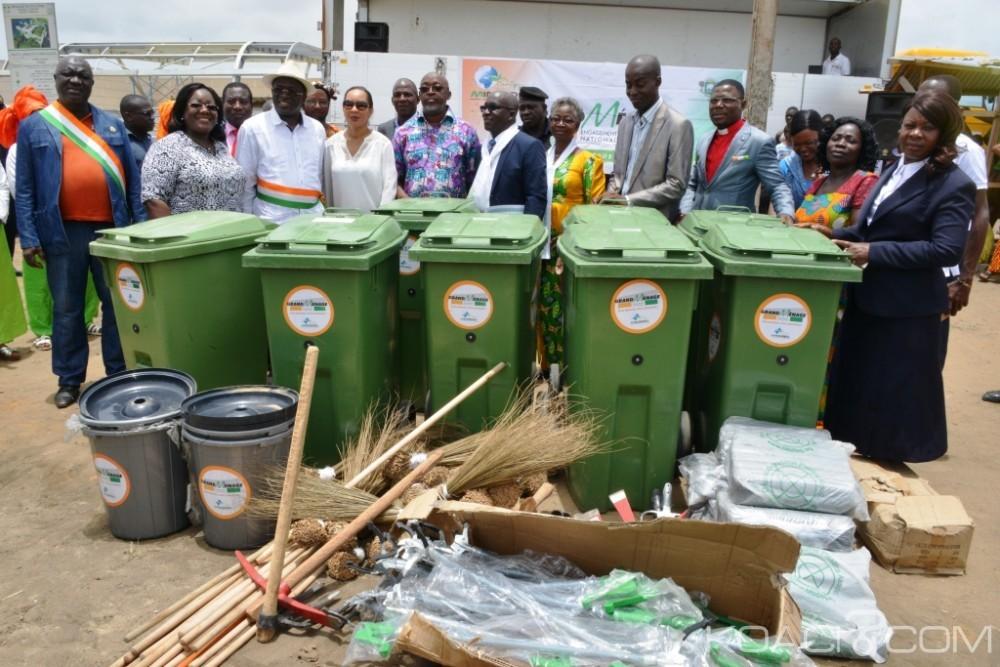Côte d'Ivoire: Attecoubé, Anne Ouloto annonce le déguerpissement des installations anarchiques sur le boulevard de la concorde