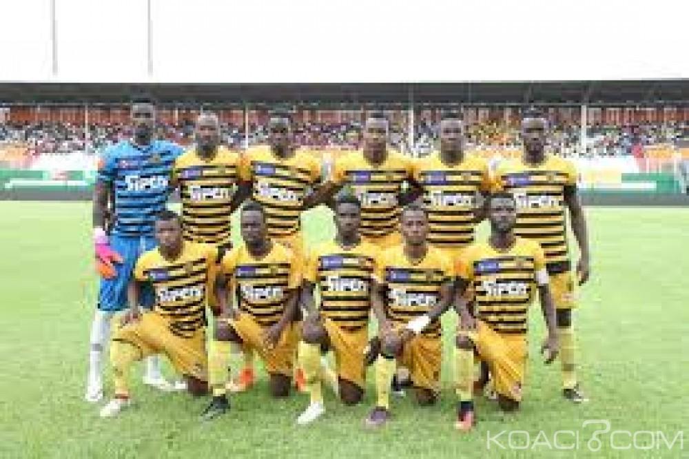 Côte d'Ivoire: L'Asec Mimosas et le WAC victorieux en phase aller du tour de recadrage de la Coupe CAF