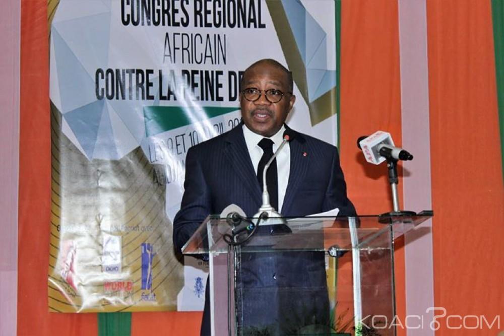 Côte d'Ivoire: Abidjan, cinq ministres africains des droits de l'homme et de la justice réunis contre la peine de mort