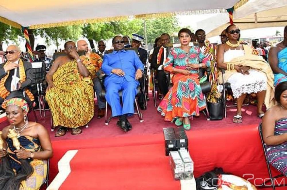 Côte d'Ivoire: Depuis le Ghana, Bédié demande pardon au Roi des Ashanti à Kumasi au nom du peuple Baoulé pour un crime survenu depuis 400 ans