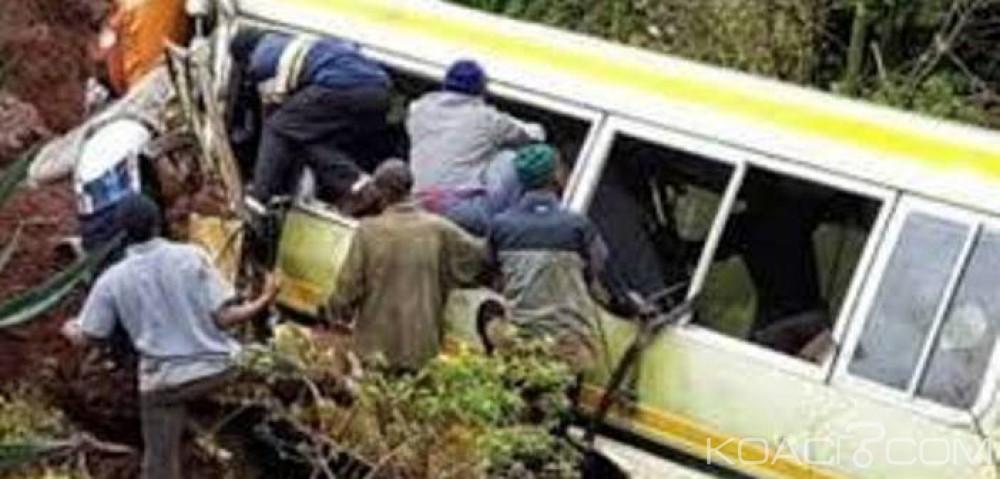 Kenya: Un car chute dans une rivière, au moins 17 morts et  une quarantaine de blessés