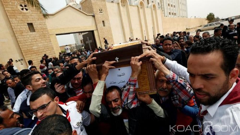 Egypte:  Attentats contre des coptes, 36 personnes condamnées à la peine de mort