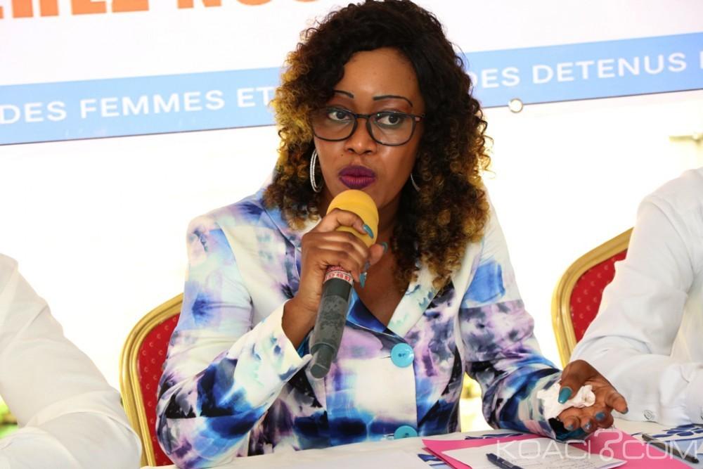 Côte d'Ivoire:  Désirée Douati annonce une marche sur toutes les prisons où sont incarcérés des «détenus d'opinion»
