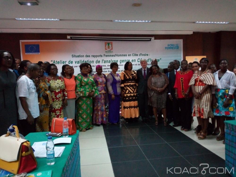 Côte d'Ivoire : Disparité femmes-hommes, un atelier national pour diagnostiquer les causes