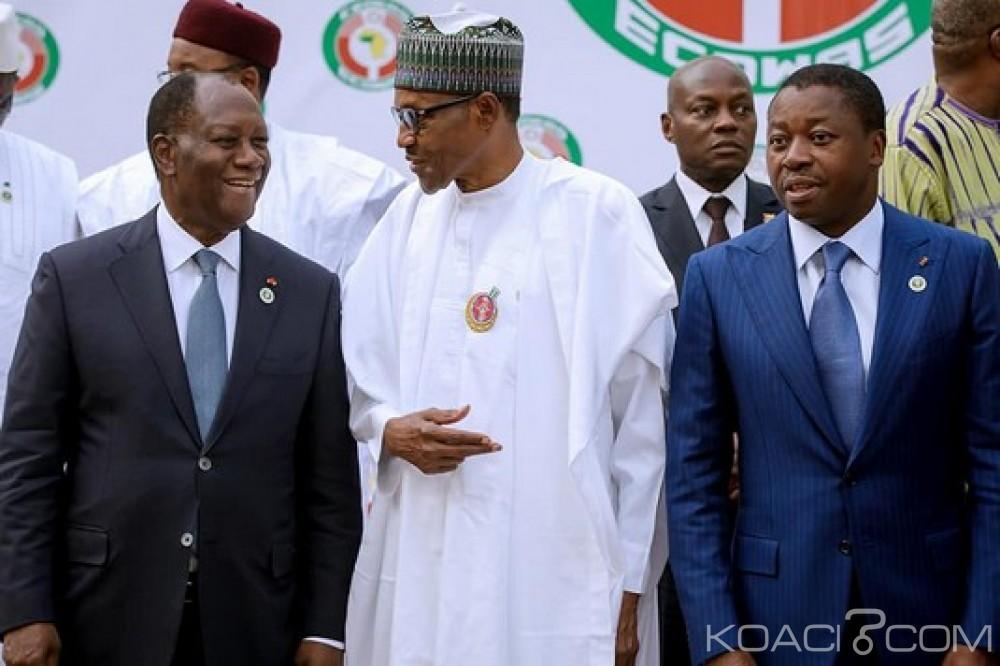 Togo: CEDEAO, sommet sur la crise en Guinée-Bissau ce samedi à Lomé