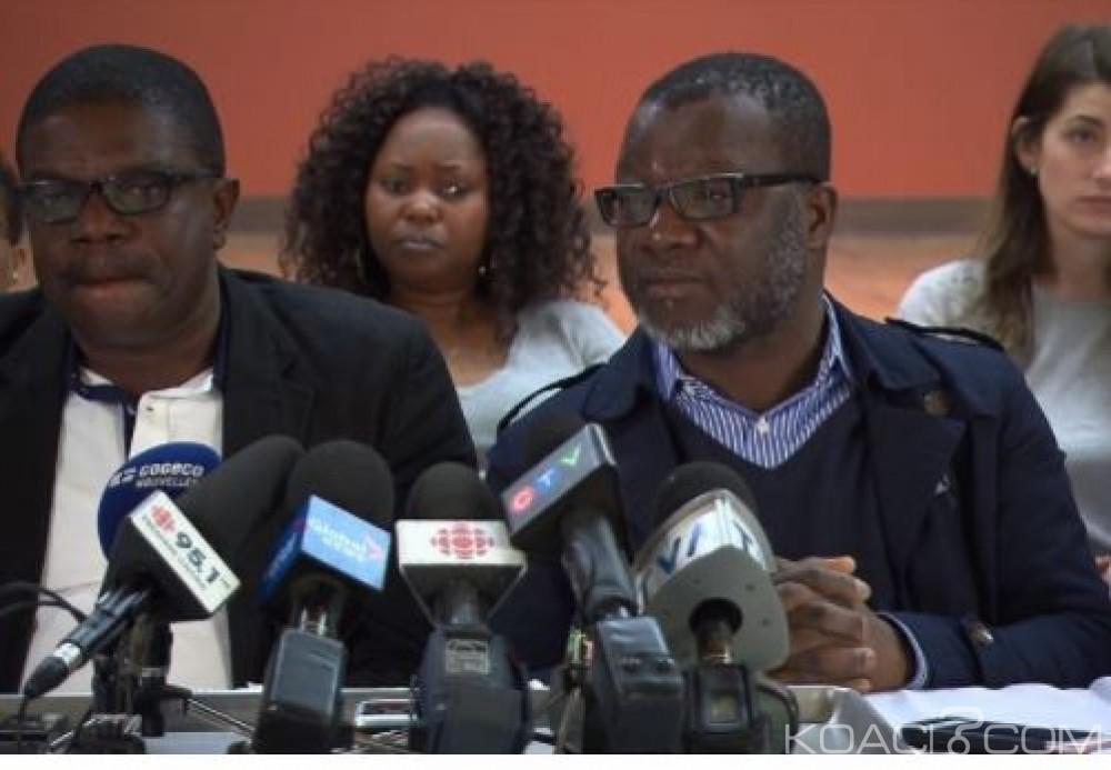Côte d'Ivoire:   Toujours aucune nouvelle du petit Jeffrey Kouakou porté disparu au Canada, le cri de cœur de son père