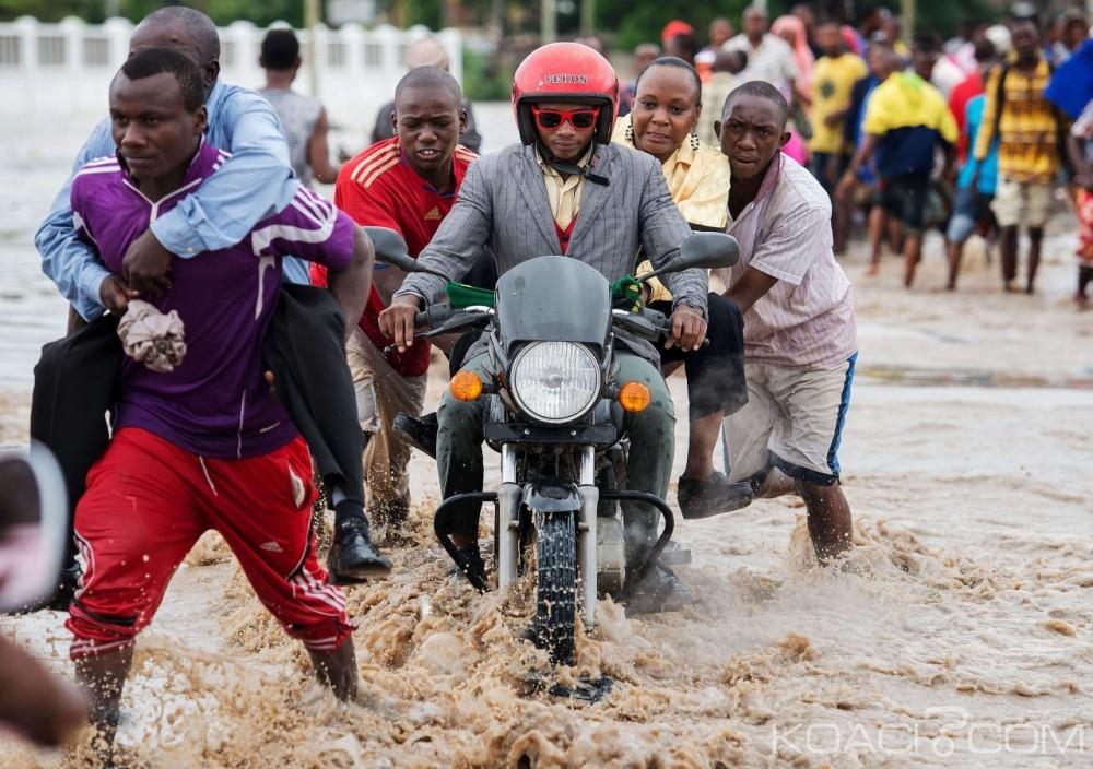 Tanzanie: 14 morts  au moins dans des inondations à Dar es Salaam